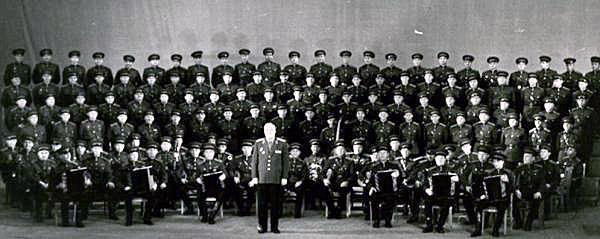 хор Российской Армии новость уроки вокала