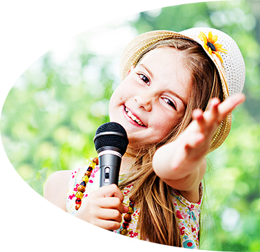 Уроки вокала для детей